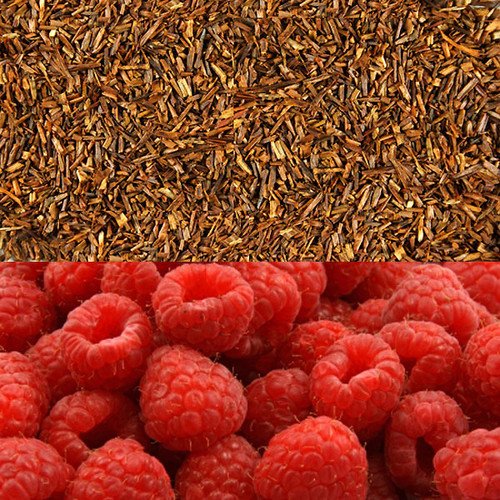 Raspberry Flavored Rooibos Tea