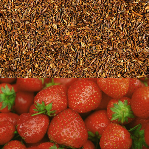 Strawberry Flavored Rooibos Tea