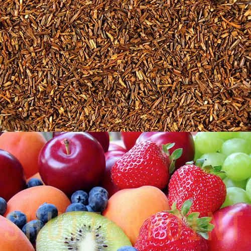 Summer Fruits Flavored Rooibos Tea