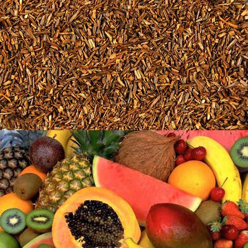 Tropical Fruits Flavored Rooibos Tea