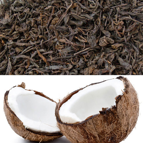 Coconut Pu-erh Tea
