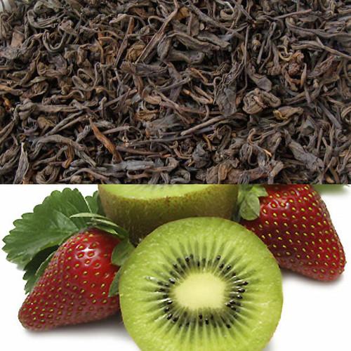 Kiwi Strawberry Pu-erh Tea
