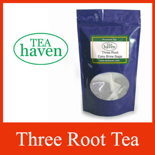 Three Root Tea Easy Brew Bags