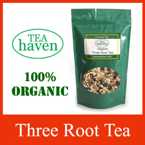 Organic Three Root Tea