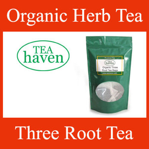 Organic Three Root Tea Bags