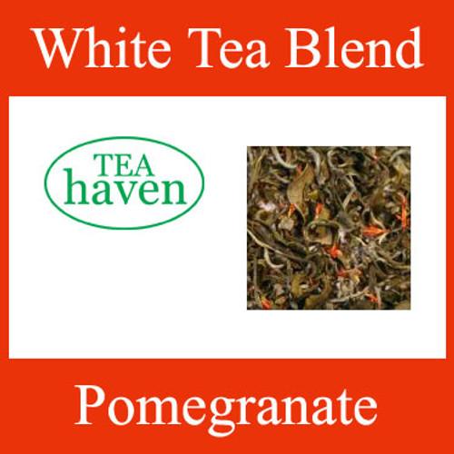 Pomegranate White Tea Blend