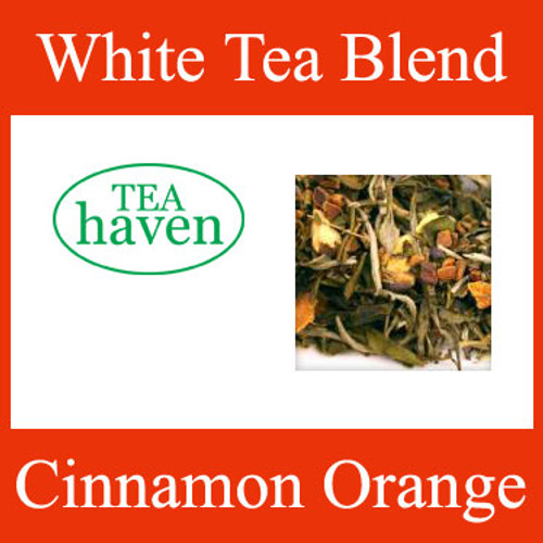 Cinnamon Orange White Tea Blend
