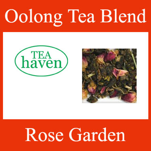 Rose Garden Oolong Tea Blend