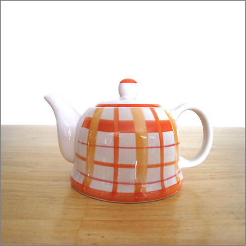 Teapot - Country Picnic