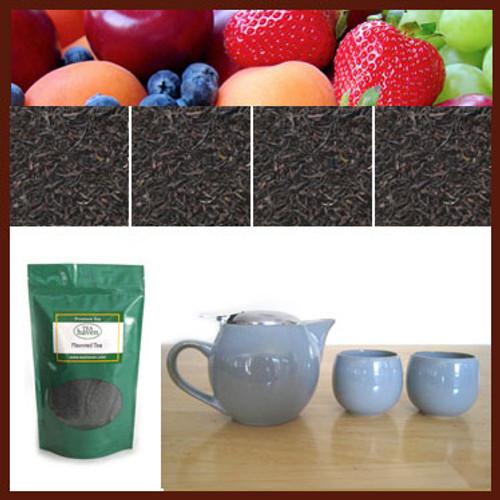 Flavored Black Tea Gift Set