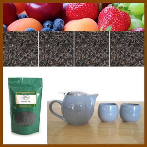 Flavored Pu-erh Tea Gift Set