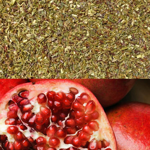 Pomegranate Green Rooibos Tea