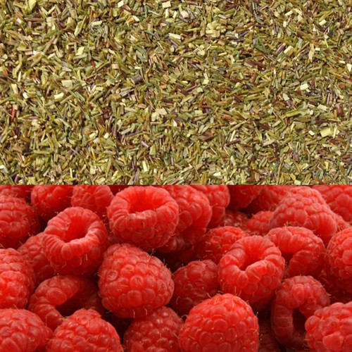 Raspberry Green Rooibos Tea