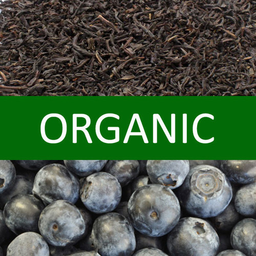 Organic Blueberry Black Tea