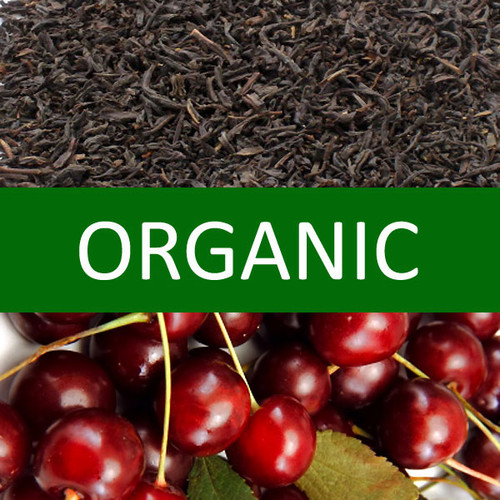 Organic Cherry Black Tea