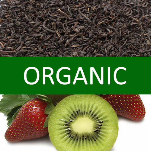 Organic Kiwi Strawberry Black Tea