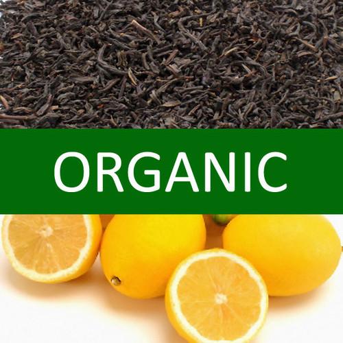 Organic Lemon Black Tea