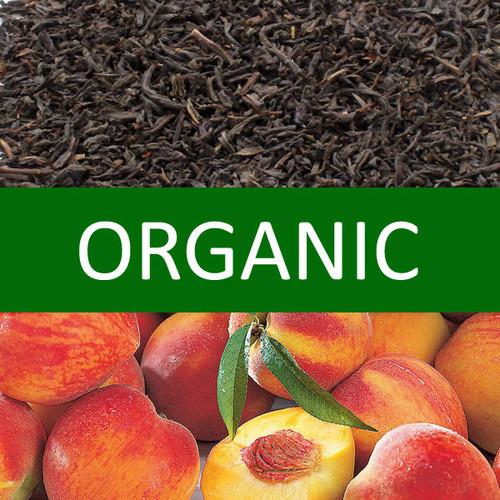 Organic Peach Black Tea
