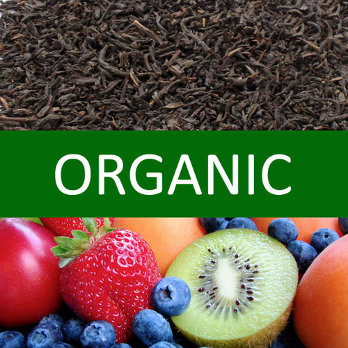 Organic Summer Fruits Black Tea
