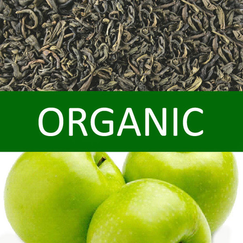 Organic Apple Green Tea