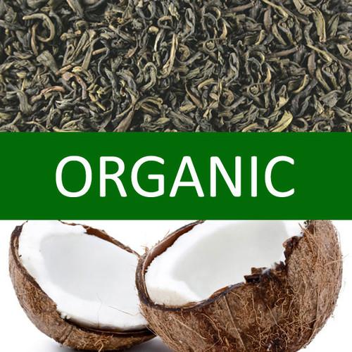 Organic Coconut Green Tea