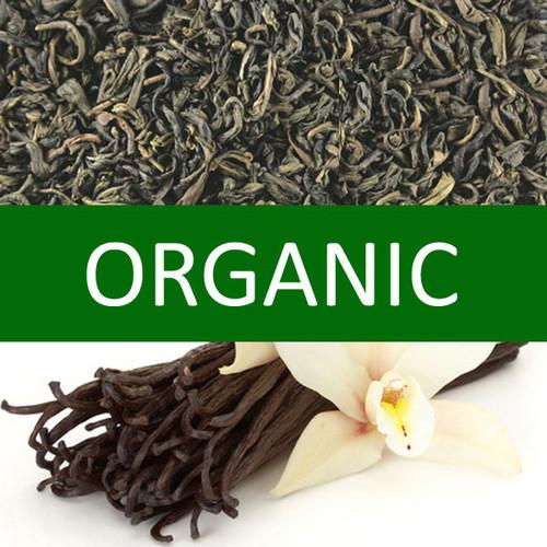 Organic Vanilla Green Tea