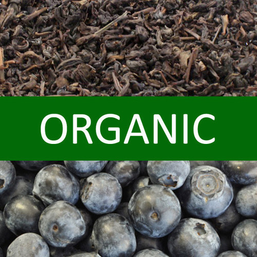 Organic Blueberry Oolong Tea
