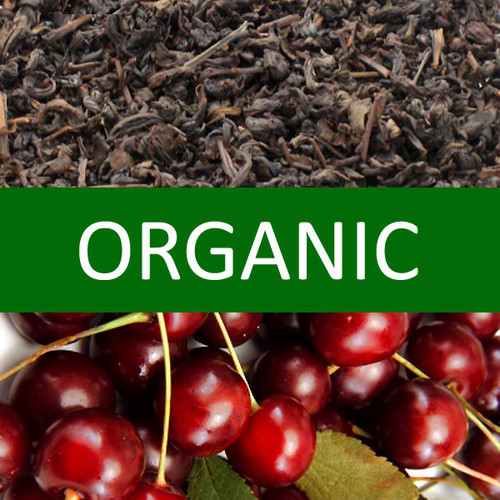 Organic Cherry Oolong Tea