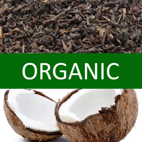 Organic Coconut Oolong Tea
