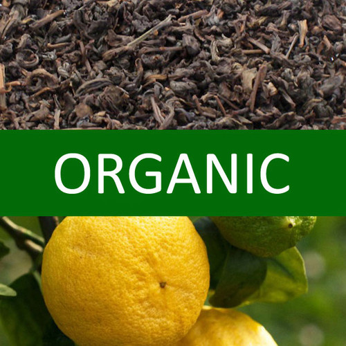 Organic Earl Grey Oolong Tea