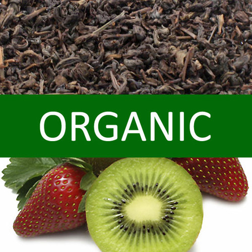 Organic Kiwi Strawberry Oolong Tea