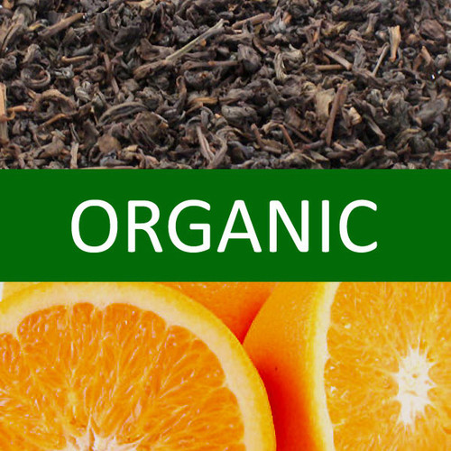 Organic Orange Oolong Tea