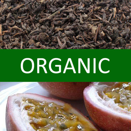 Organic Passion Fruit Oolong Tea