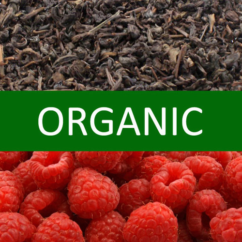 Organic Raspberry Oolong Tea