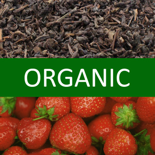 Organic Strawberry Oolong Tea