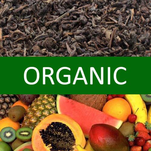 Organic Tropical Fruits Oolong Tea