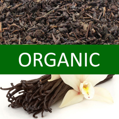 Organic Vanilla Oolong Tea