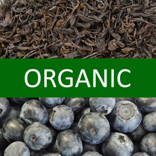 Organic Blueberry Pu-erh Tea