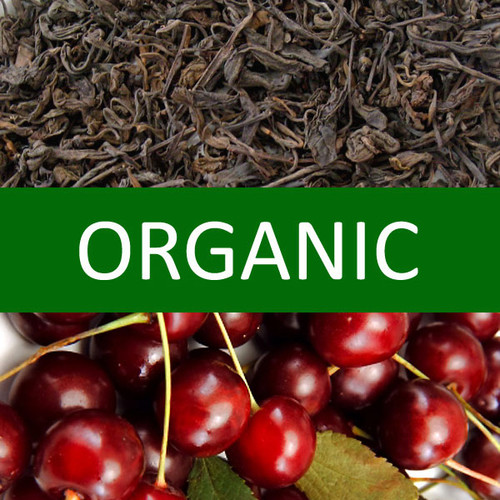 Organic Cherry Pu-erh Tea