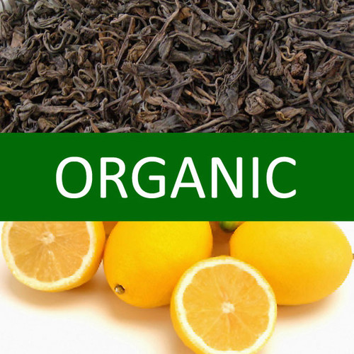 Organic Lemon Pu-erh Tea