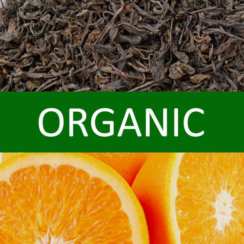 Organic Orange Pu-erh Tea
