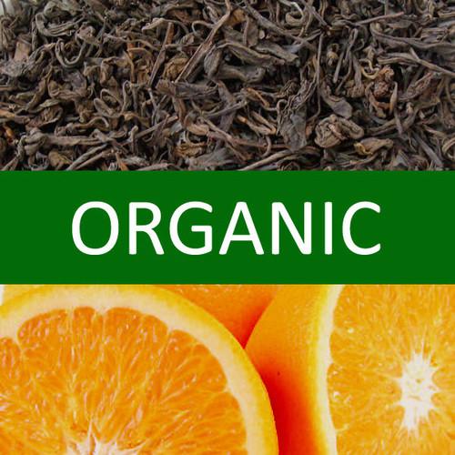 Organic Orange Pu-erh Tea