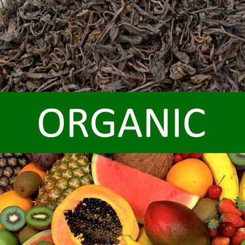 Organic Tropical Fruits Pu-erh Tea