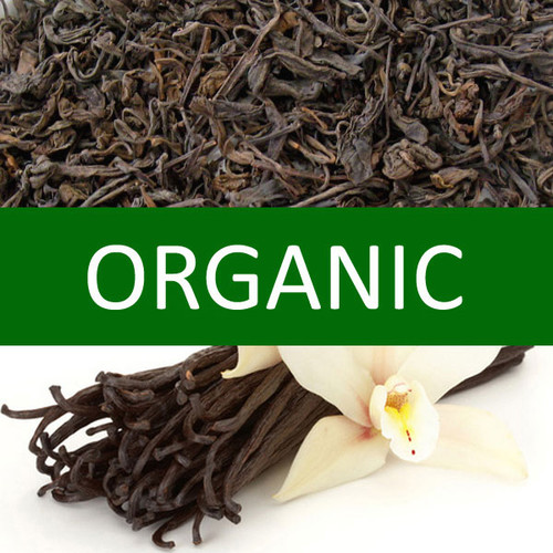 Organic Vanilla Pu-erh Tea