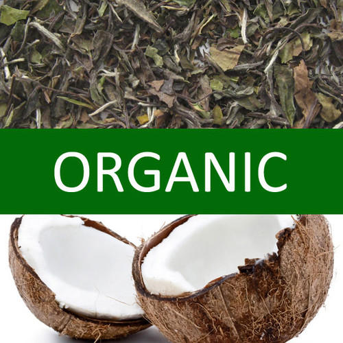 Organic Coconut White Tea