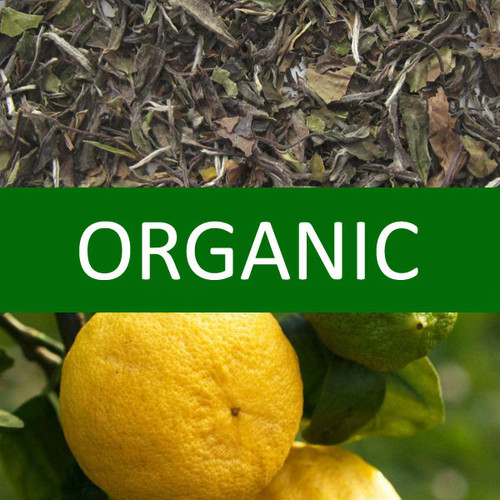 Organic Earl Grey White Tea