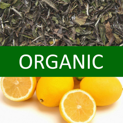 Organic Lemon White Tea