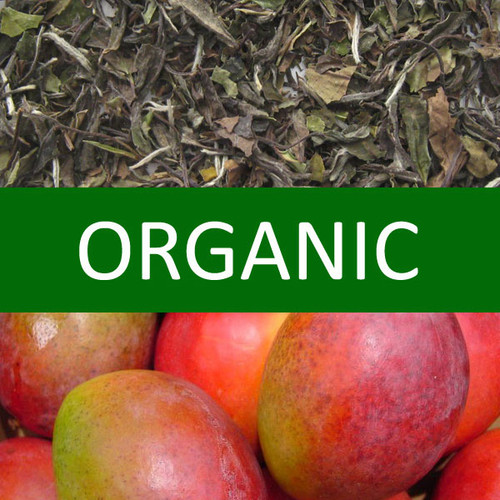 Organic Mango White Tea