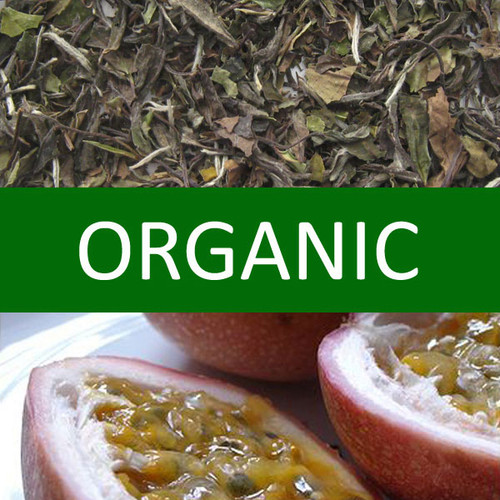 Organic Passion Fruit White Tea