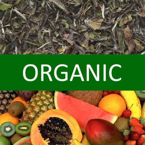 Organic Tropical Fruits White Tea